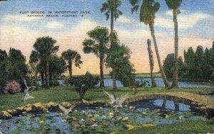 Waterfront Park - Daytona Beach, Florida FL