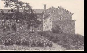 New York Maryknoll On Hudson New Seminary From The North Albertype