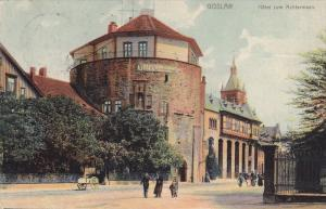 Hotel zum Achtermann, Goslar, Lower Saxony, Germany, 1900-10s PU