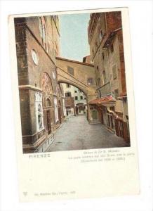 FIRENZE , Italy, 00-10s , Chiesa di Or S. Michele
