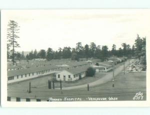 Pre-1950 rppc NICE VIEW Vancouver Washington WA W0253