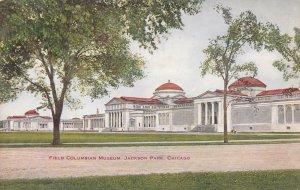 CHICAGO, Illinois, 1900-1910s; Field Columbian Museum, Jackson Park