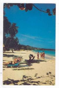 Grand Anse Beach, St George's, Grenada, W.I. 40-60s