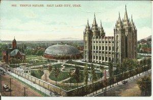 Salt Lake City, Utah, Temple Square