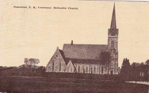 STANSTEAD, Quebec , Canada , PU-1911; Centenary Methodist Church