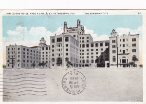 Florida Pass-A-Grille Don Cesar Hotel 1936
