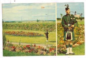 A Piper's welcome, Amherst, Nova Scotia, PU-1984