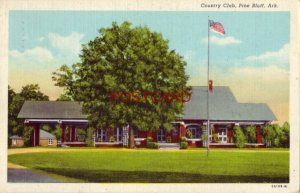 1947 COUNTRY CLUB, PINE BLUFF, ARK.