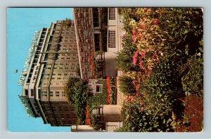 Ontario- Canada, Sheraton Brock Hotel, Niagara Falls, Chrome c1954Postcard