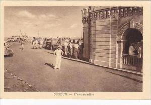 Djibouti L'embarcadere