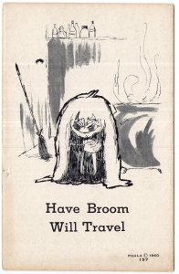 Have Broom Will Travel