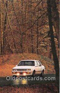 Cadillac for 1983 Auto, Car Unused
