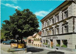 Austria hotel weisses rössl steinach am tirol BS.PC.05
