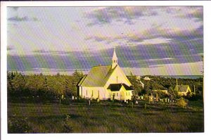 Fishing Village Church, Marine Highway Route 7, Nova Scotia