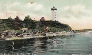 Old Windmill , PRESCOTT , Ontario , Canada , 1907 : #5