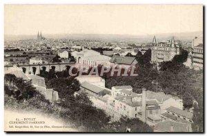 Puy de Dome- Royat-Clermont-Ferrand - Old Postcard