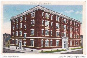 Y M C A Pawtucket Rhode Island 1938