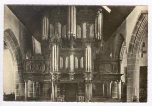 RP  GUIMILIAU (Finistere), France 40-60s   La Tribune d'Orgues, Pipe Organ in...