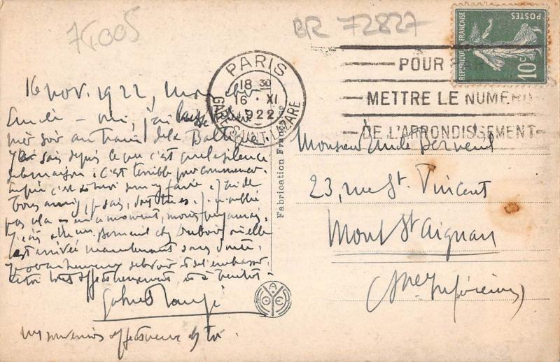 BR72827 l eglise st etienne du mont  paris  france