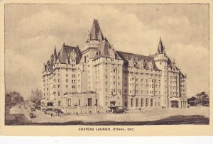 OTTAWA, Ontario, Canada, 1900-10s; Chateau Laurier