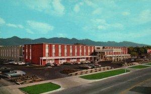 Salt Lake City, Utah, UT, Ramada Inn, 1963 Chrome Vintage Postcard g9248