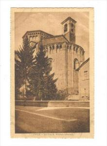 Pavia , ITALY , 00-10s   Basulica S. Michele (Abside)