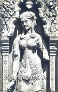 Cambodia, Khmer Siemreap Banteai Srei