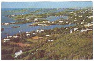 Panoramic view, Gibbs Hill,   Bermuda,  40-60s