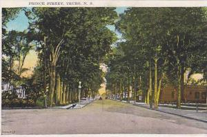 Residence Scene, Prince Street, Truro, Nova Scotia, Canada,  00-10s