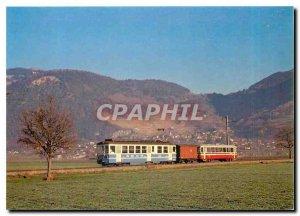 Postcard Modern Motor 103 Champery