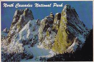 North Cascades National Park Was Opened In 1972 Rugged Mountains Seattle Wash...