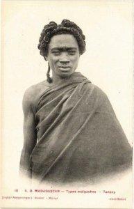 CPA Types malgaches. Tanosy. MADAGASCAR (626190)