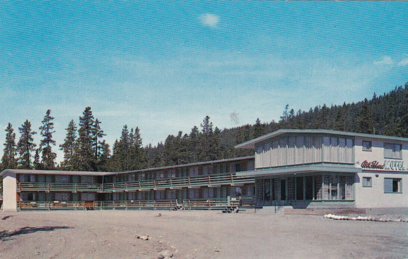 JASPER PARK, Alberta, Canada, 1950-60s; Mt. Robson Motels Ltd.