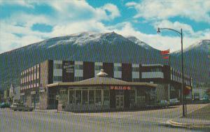 Canada Whistler's Drug Store Jasper Alberta