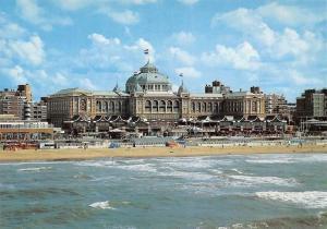Netherlands Kurhaus Scheveningen Casino Beach Promenade Plage Holland
