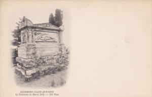 SOUSMONT SAINT QUENTIN, Aisne, France, 00-10s : Le Tombeau de Marie Joly