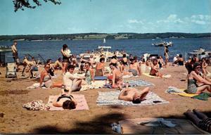 New York Chautauqua Bathing Beach
