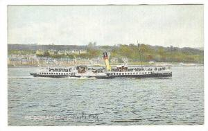 Steamship ; P.S. DUCHESS OF FIFE , Rothesay , 00-10s