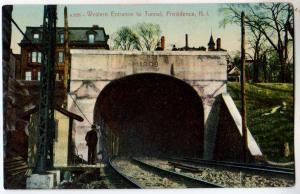 Western Entrance Tunnel, Providence RI