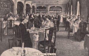 NEW YORK CITY , 00-10s ; Hotel Empire , Dining Room