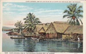 Panama Carti Grande One Of The San Blas Islands