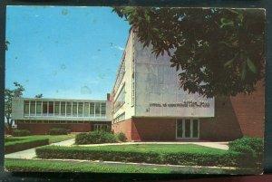 Biggin Mall Auburn Alabama al University chrome postcard
