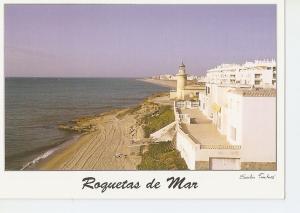Postal 039197 : Roquetas de Mar. Panoramica Faro y Urbanizacion