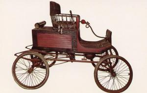 1900 Mobile Steam Runabout