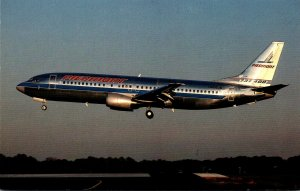 Piedmont Airlines Boeing 737-401