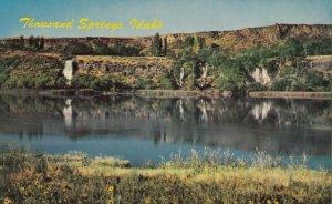 THOUSAND SPRINGS  , Idaho , 1950-60s