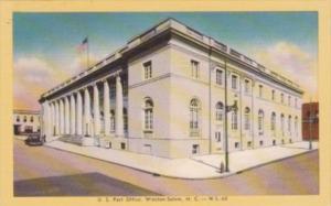 North Carolina Winston Salem Post Office