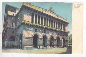 R. Teatro, S. Carlo, Napoli (Campania), Italy, 1900-1910s