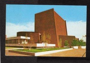 IL Krannert Center for Performing Arts University of Illinois Urbana Postcard