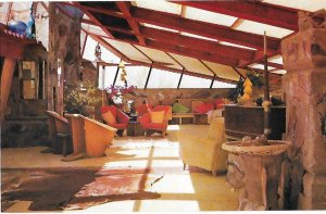 Interior of Taliesin West Home of Frank Lloyd Wright Scottsdale Arizona